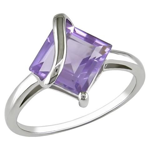 Allura Amethyst Fashion Ring