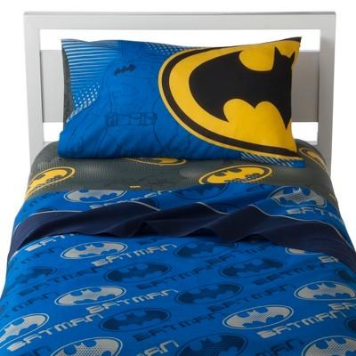 Batman Sheet Set - Twin