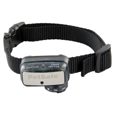 PetSafe Black Deluxe Little Dog Bark Collar  - Small