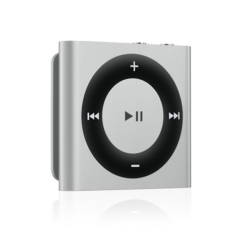 Apple iPod shuffle 2GB MP3 Player - Silver (MD778LL/A)