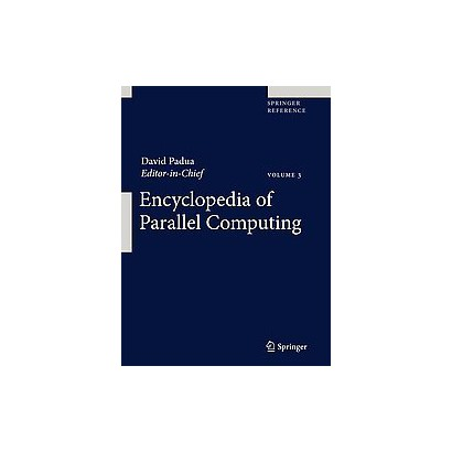 Encyclopedia of Parallel Computing (Hardcover)