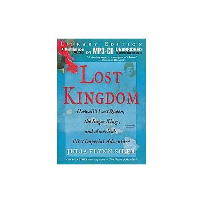 Lost Kingdom (Unabridged) (Compact Disc)