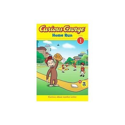 Curious George Home Run (Hardcover)