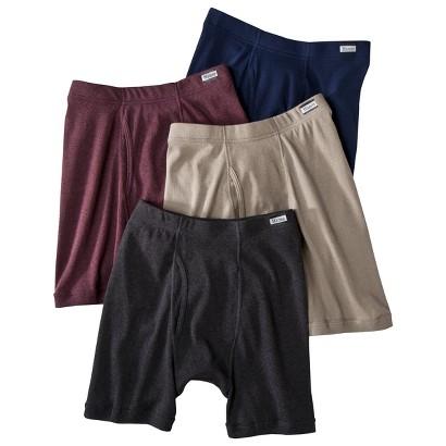 Hanes® Men's Boxer Brief 4-Pack