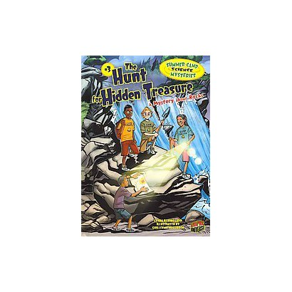 Summer Camp Science Mysteries 3 (Hardcover)