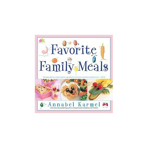 Favorite Family Meals (Reprint) (Paperback)