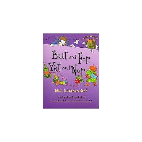 But and For, Yet and Nor (Paperback)