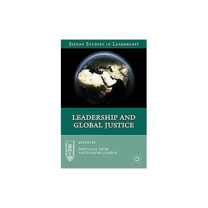 Leadership and Global Justice (Hardcover)