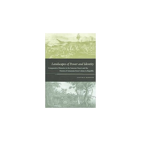 Landscapes of Power And Identity (Paperback)
