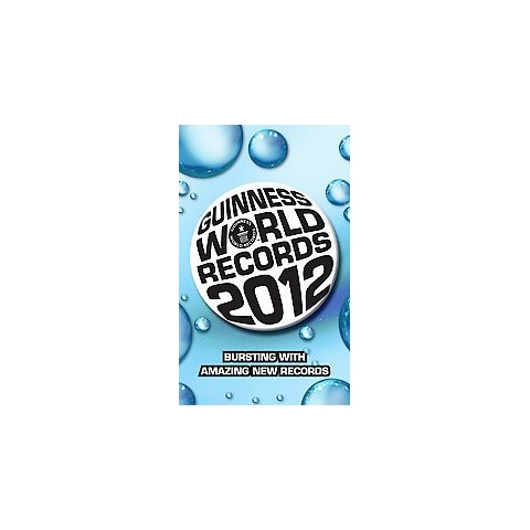 Guinness World Records 2012 (Reprint) (Paperback)