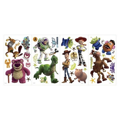 Roommates Toy Story Wall Decals