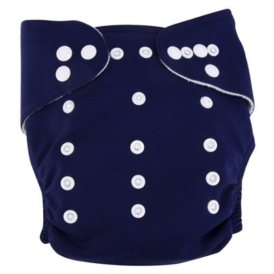 Trend Lab Cloth Diaper with Liner - Navy