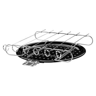 STŌK™ Kabob / Rib Rack Grill Insert