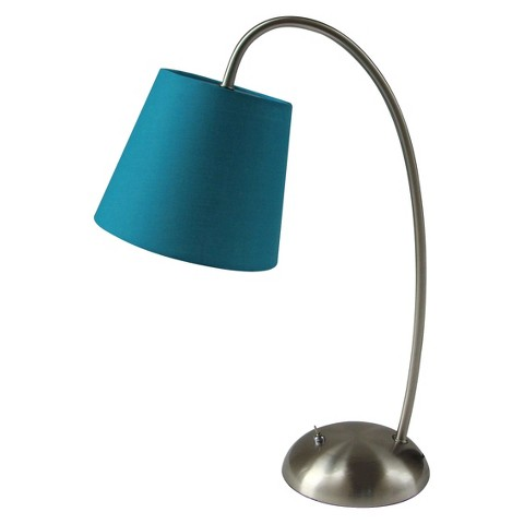 Arc Table Lamp - Teal
