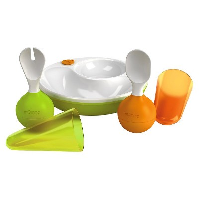 mOmma® Developmental Meal Set