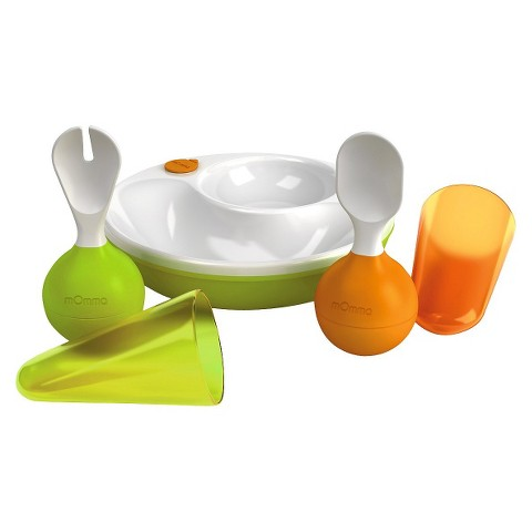 mOmma® Developmental Meal Set