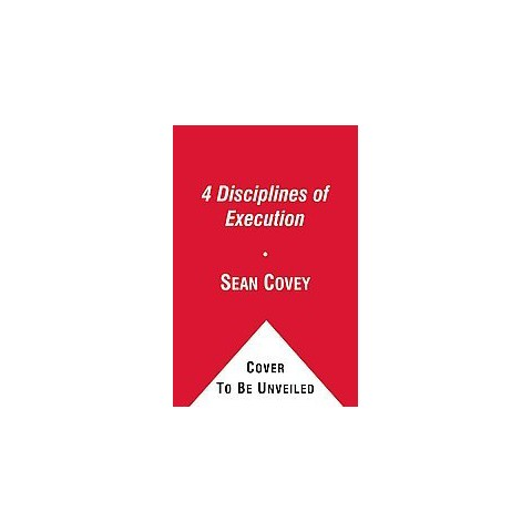 The 4 Disciplines of Execution (Compact Disc)