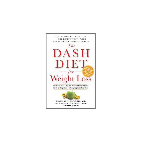The Dash Diet for Weight Loss (Hardcover)