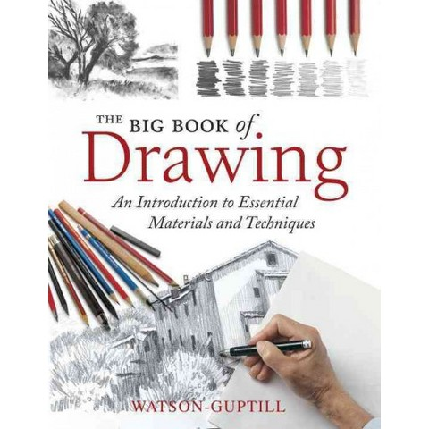 The Big Book of Drawing (Paperback)
