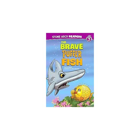The Brave Puffer Fish (Paperback)