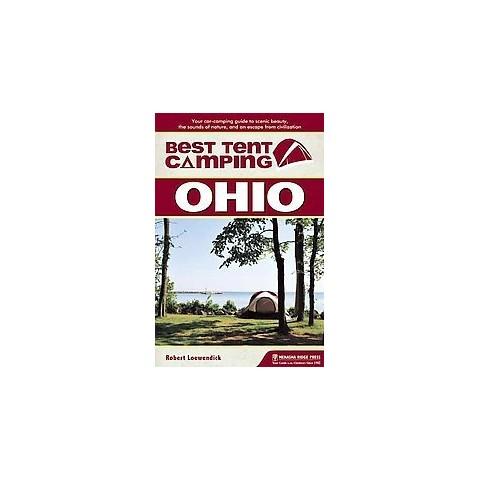 Best Tent Camping: Ohio (Paperback)