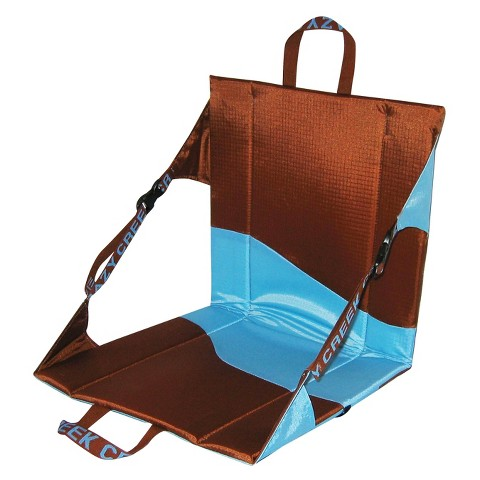 Crazy Creek Original Chair-Cocoa/Sky Blue