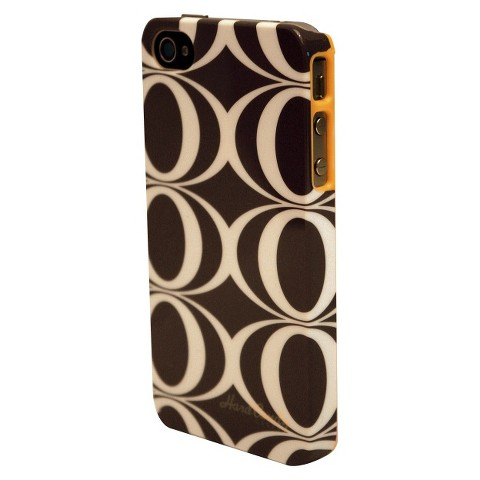 Hard Candy Cases Print Series Case for Apple iPhone®4/4S - O Case (PRT4S-O)