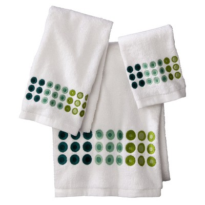 On a Dot 3-pc. Bath Towel Set