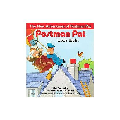 Postman Pat Takes a Flight (Paperback)