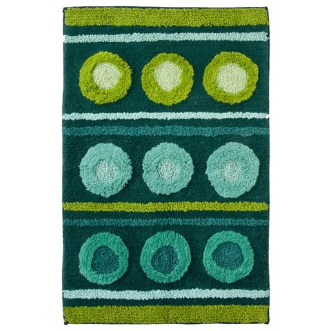 "On A Dot Bath Rug - (20x30"")"