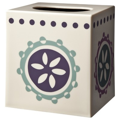 Circles Tissue Box