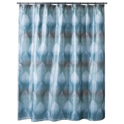 New Leaf Shower Curtain