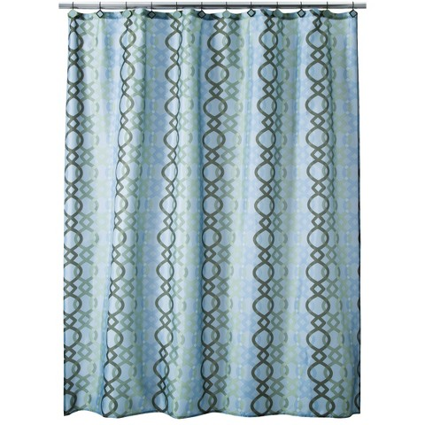 ogi geo shower curtain product details page