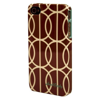 Hard Candy Cases Print Series Case for Apple iPhone®4/4S - Circle Case (PRT4S-CI)