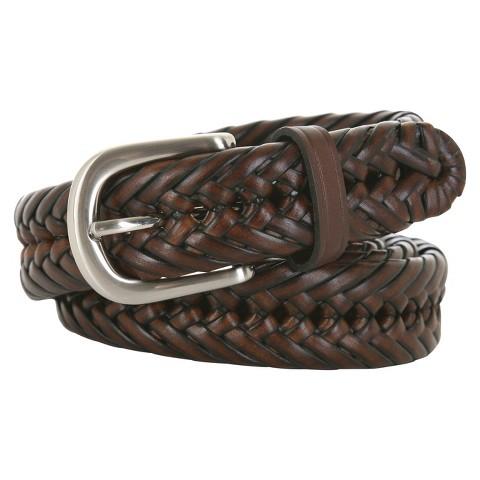 Wrangler® Mens Tubular Braided Belt - Assorted Colors