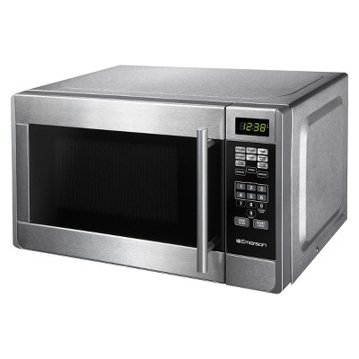 Emerson 0.7 Cu. Ft. 700 Watt Microwave Oven - Stainless Steel MW8785SS