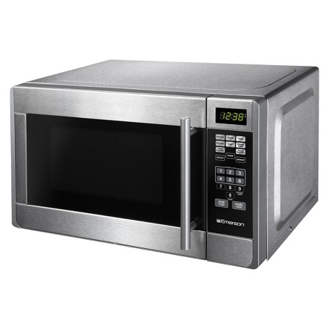 Emerson 7 Cu Ft Stainless Steel Urban Microwave