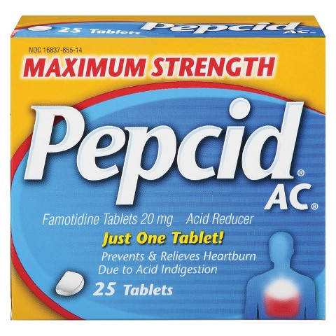 Pepcid® AC® Acid Reducer Tablets