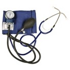 Lumiscope Self-Taking Blood Pressure Kit - Blue