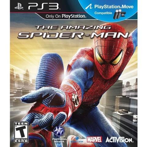 The Amazing Spiderman (PlayStation 3)