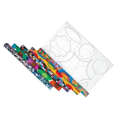 Kid Made Modern Self Stick Pattern Rolls