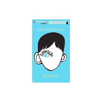 Wonder (Unabridged) (Compact Disc)