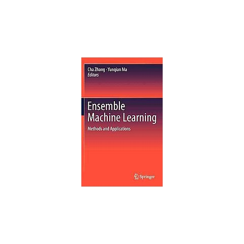 Ensemble Machine Learning (Hardcover)