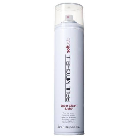 Paul Mitchell Soft Style Super Clean Light Spray - 10 oz