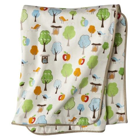 Skip Hop Nursery Blanket Treetop Friends