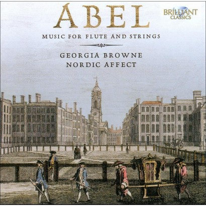 Carl Friedrich Abel: Music for Flute and Strings