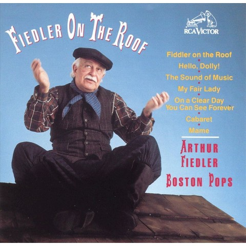 Fiedler on the Roof (Greatest Hits)
