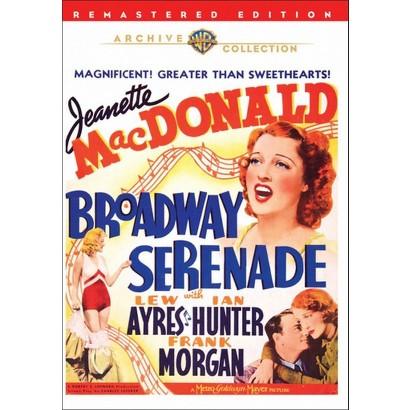 Broadway Serenade (Warner Bros. Archive Collection)