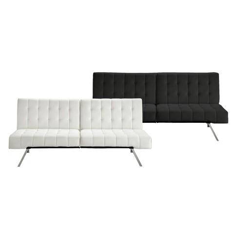 emily futon product details page
