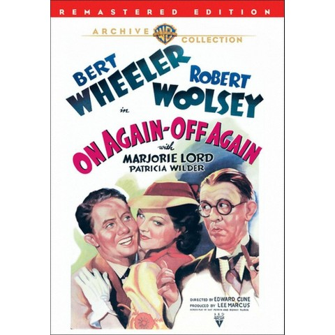On Again - Off Again (R) (Warner Home Video Archive Collection)